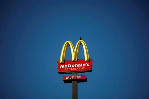 McDonald's says nearly all its paper packaging from sustainable fiber