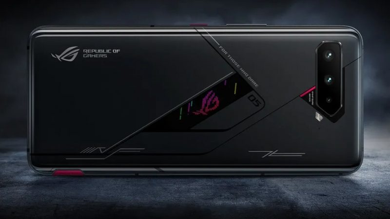 Asus updates its overkill gaming phones with Qualcomm's new overkill processor
