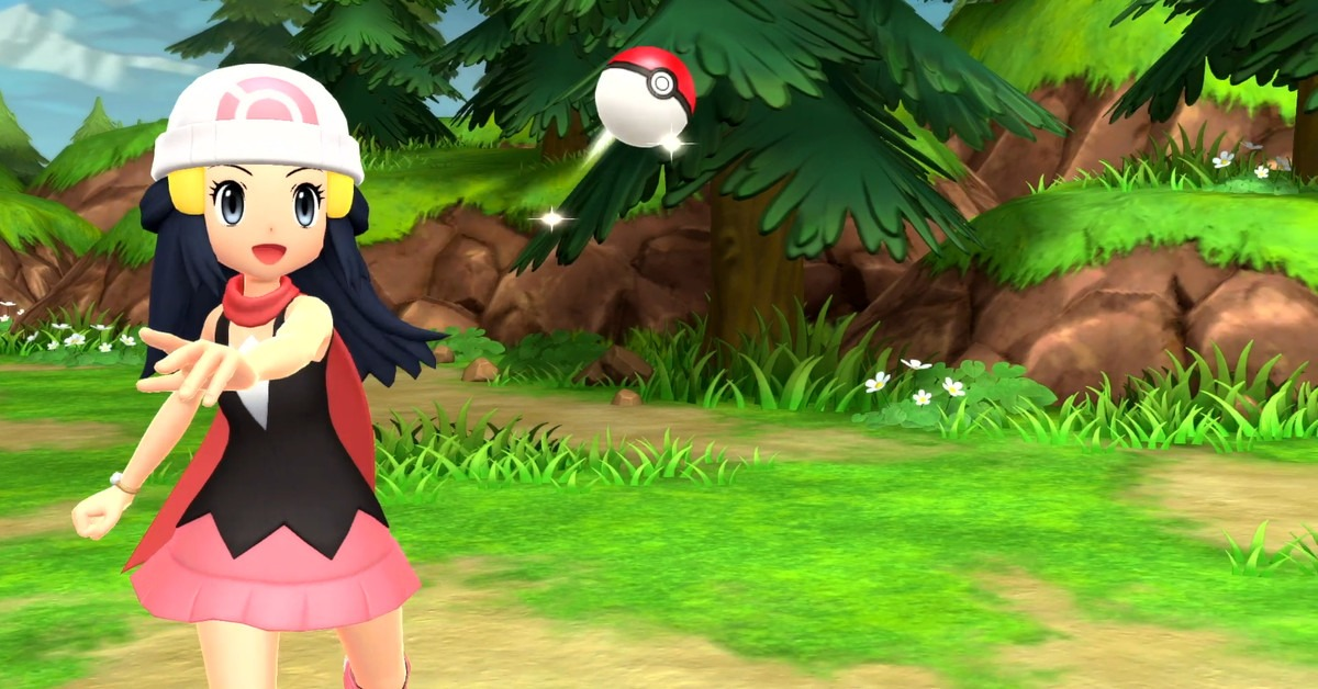 Pokémon Brilliant Diamond and Shining Pearl look adorable in new trailer